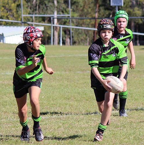 Greenbank Warriors Rugby League