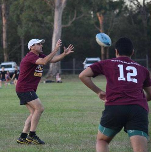 Greenbank Touch Football